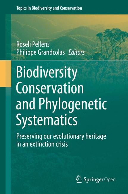 Cover of 'Biodiversity Conservation and Phylogenetic Systematics'