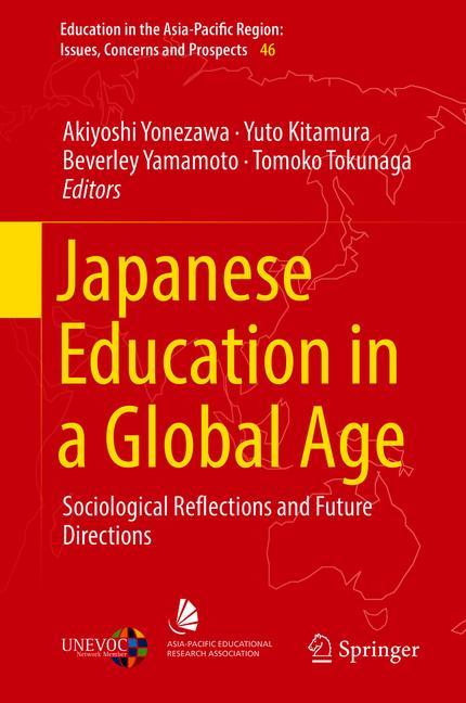 Cover of 'Japanese Education in a Global Age'