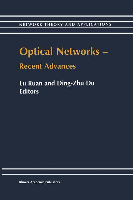 Cover of 'Optical Networks'