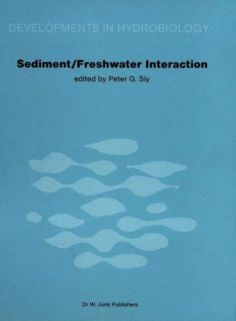 Cover of 'Sediment/Freshwater Interaction'