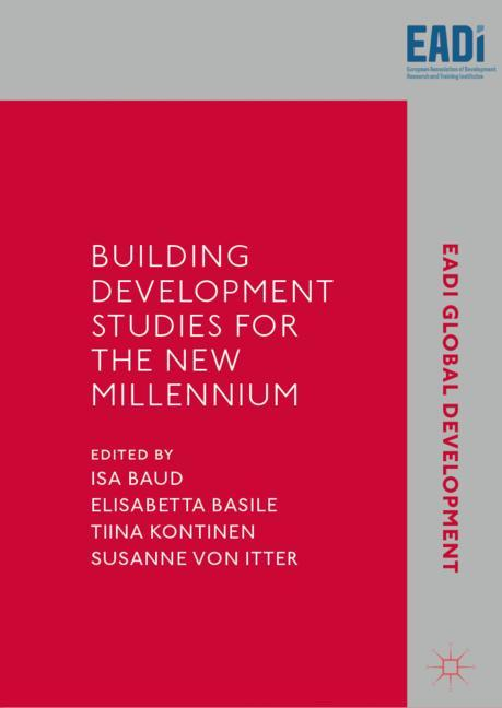 Cover of 'Building Development Studies for the New Millennium'