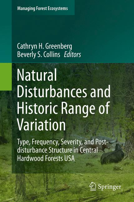 Cover of 'Natural Disturbances and Historic Range of Variation'