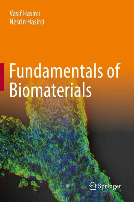 Cover of 'Fundamentals of Biomaterials'