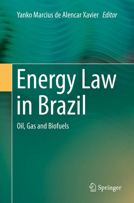 Cover of 'Energy Law in Brazil'
