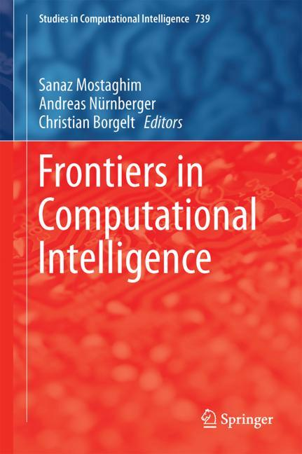 Cover of 'Frontiers in Computational Intelligence'