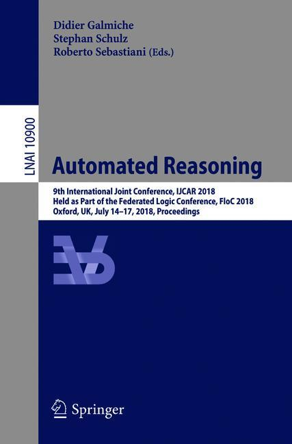 Cover of 'Automated Reasoning'