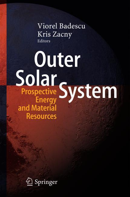 Cover of 'Outer Solar System'