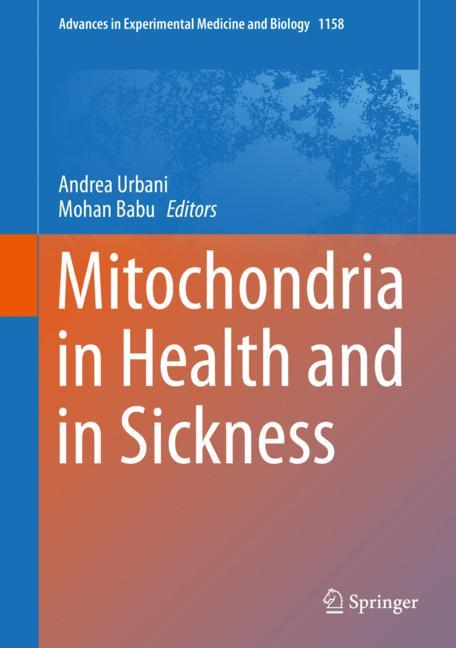 Cover of 'Mitochondria in Health and in Sickness'