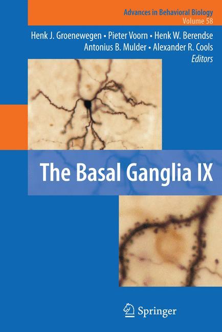 Cover of 'The Basal Ganglia IX'