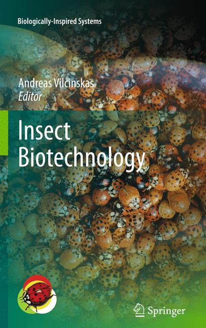 Cover of 'Insect Biotechnology'