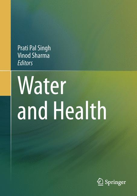 Cover of 'Water and Health'
