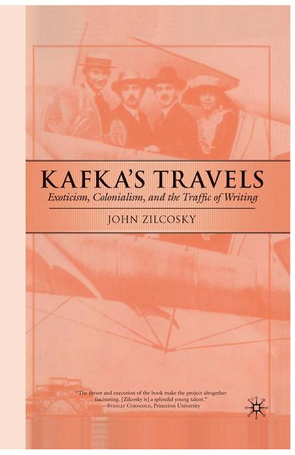 Cover of 'Kafka's Travels'