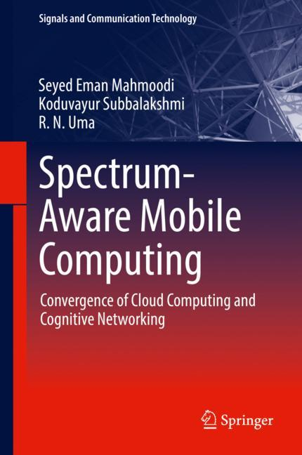 Cover of 'Spectrum-Aware Mobile Computing'