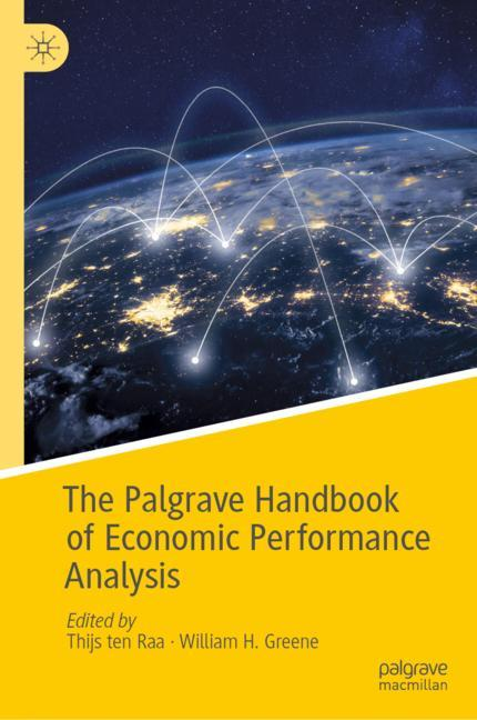 Cover of 'The Palgrave Handbook of Economic Performance Analysis'