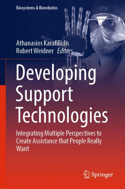 Cover of 'Developing Support Technologies'