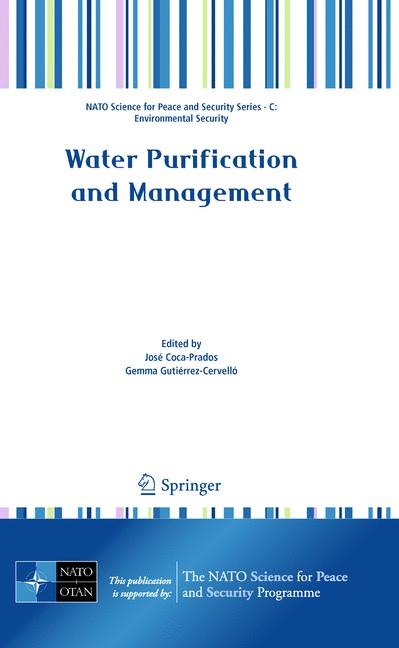 Cover of 'Water Purification and Management'
