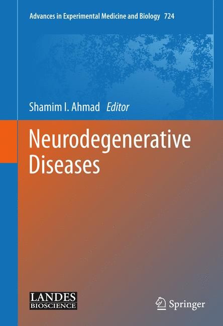 Cover of 'Neurodegenerative Diseases'