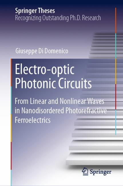 Cover of 'Electro-optic Photonic Circuits'