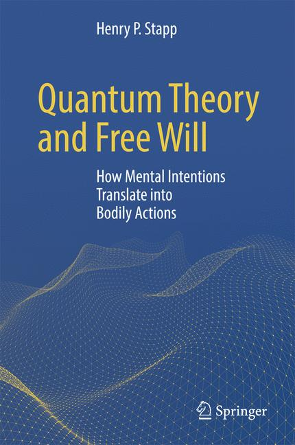 Cover of 'Quantum Theory and Free Will'