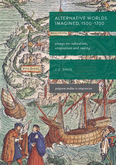 Cover of 'Alternative Worlds Imagined, 1500-1700'