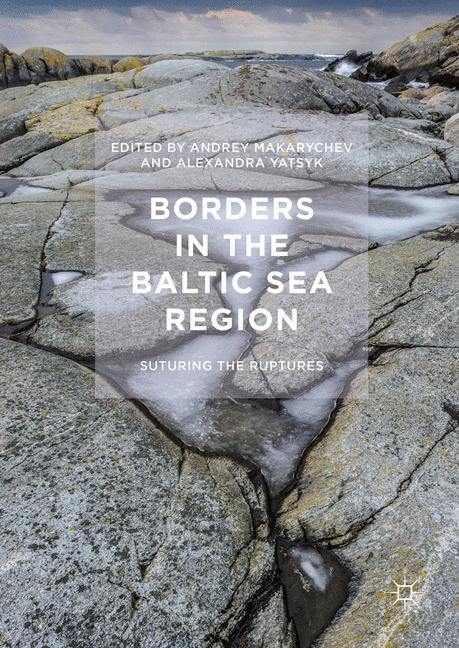 Cover of 'Borders in the Baltic Sea Region'