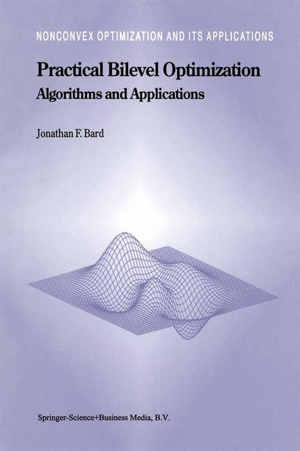 Cover of 'Practical Bilevel Optimization'