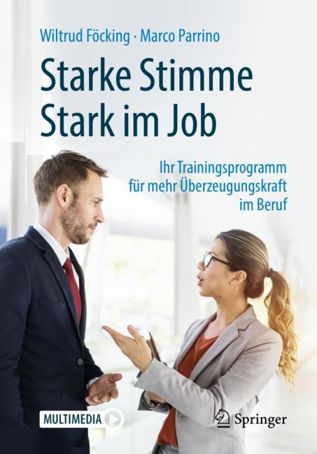 Cover of 'Starke Stimme - Stark im Job'