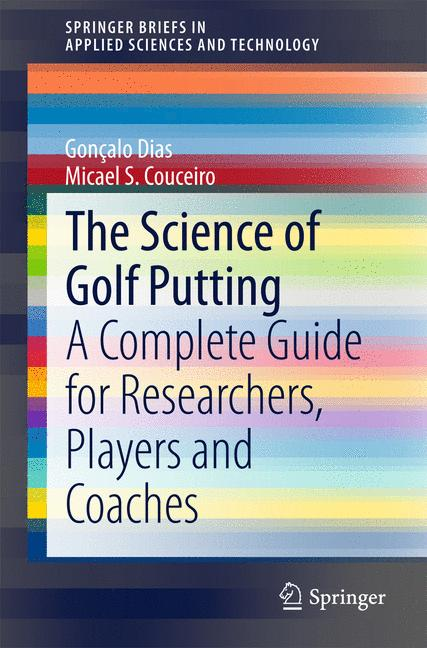 Cover of 'The Science of Golf Putting'