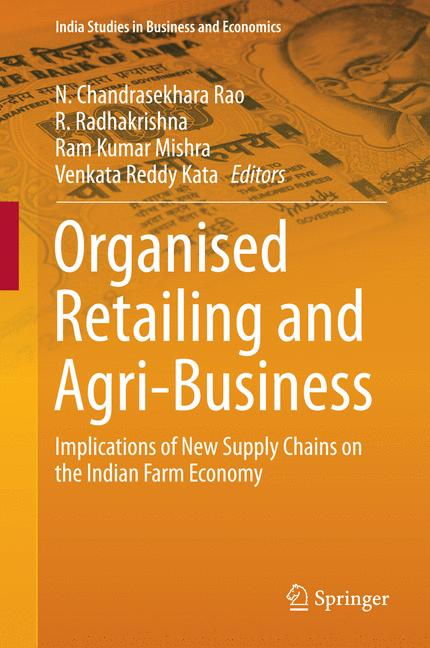 Cover of 'Organised Retailing and Agri-Business'