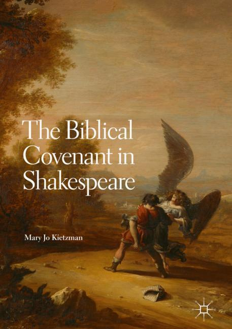 Cover of 'The Biblical Covenant in Shakespeare'