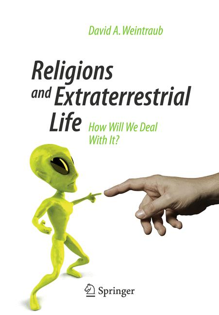 Cover of 'Religions and Extraterrestrial Life'