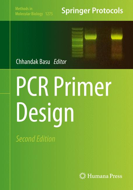 Cover of 'PCR Primer Design'