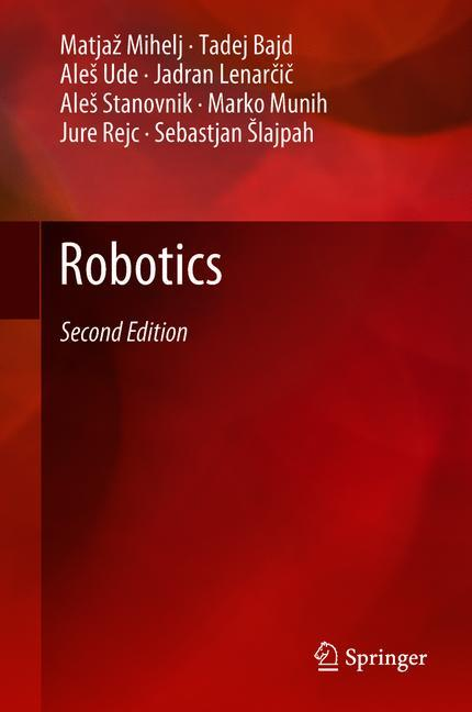 Cover of 'Robotics'