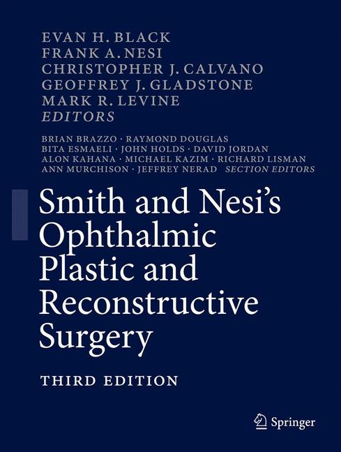 Cover of 'Smith and Nesi's Ophthalmic Plastic and Reconstructive Surgery'