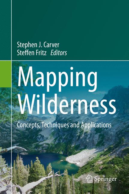 Cover of 'Mapping Wilderness'