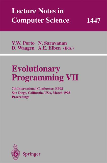 Cover of 'Evolutionary Programming VII'