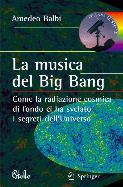 Cover of 'La musica del Big Bang'