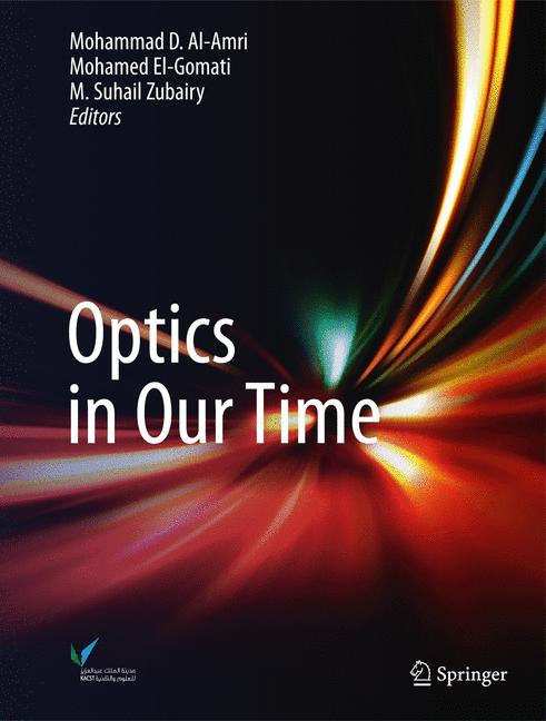 Cover of 'Optics in Our Time'