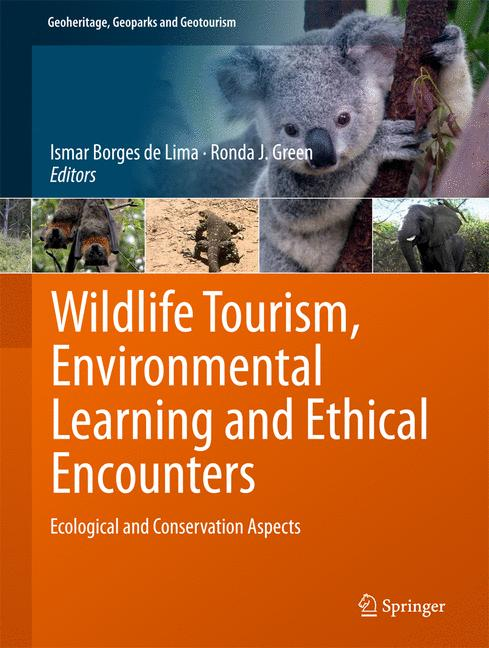 Cover of 'Wildlife Tourism, Environmental Learning and Ethical Encounters'