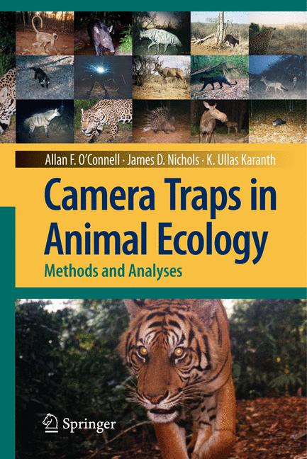 Cover of 'Camera Traps in Animal Ecology'