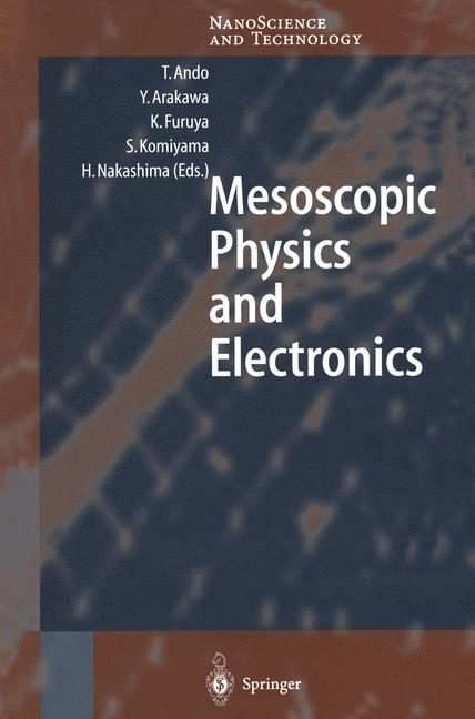 Cover of 'Mesoscopic Physics and Electronics'