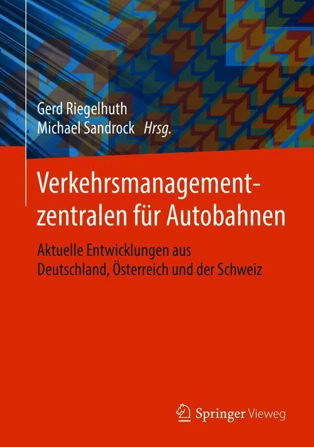 Cover of 'Verkehrsmanagementzentralen für Autobahnen'