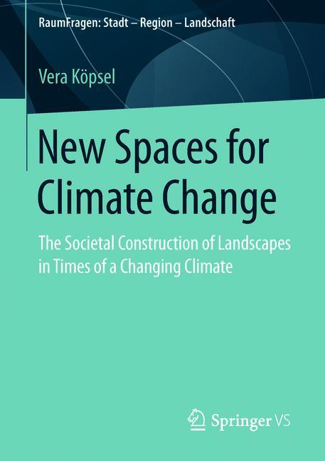 Cover of 'New Spaces for Climate Change'