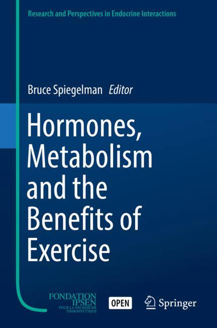 Cover of 'Hormones, Metabolism and the Benefits of Exercise'