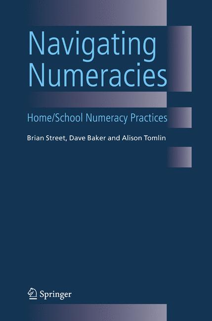 Cover of 'Navigating Numeracies'