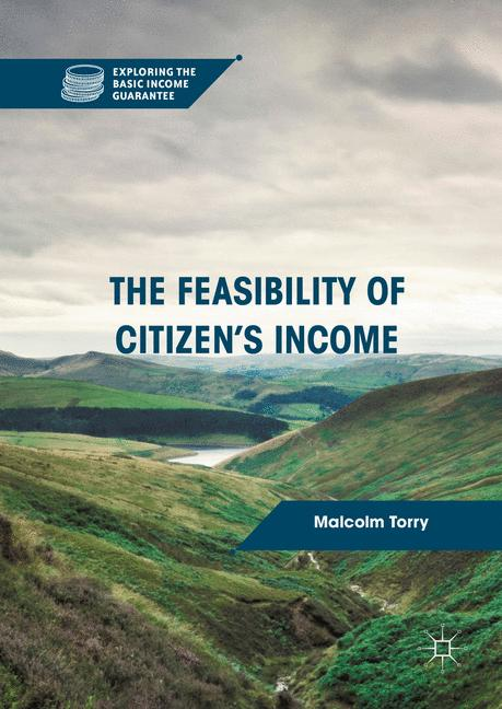 Cover of 'The Feasibility of Citizen's Income'