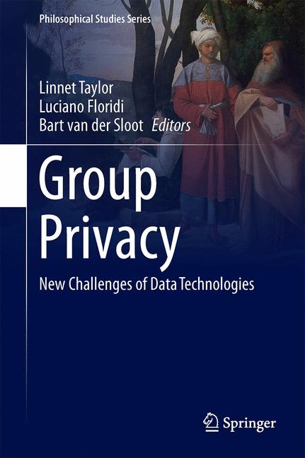 Cover of 'Group Privacy'