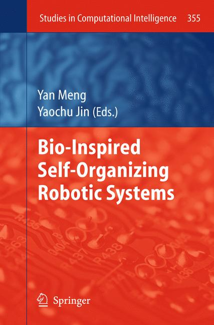 Cover of 'Bio-Inspired Self-Organizing Robotic Systems'