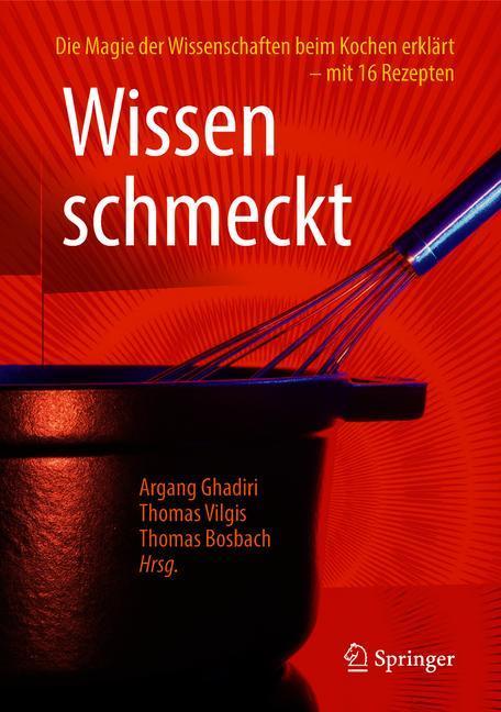 Cover of 'Wissen schmeckt'