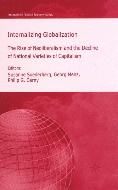 Cover of 'Internalizing Globalization'